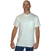 Hanes Beefy-T with Pocket