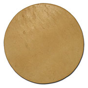 Leather Blank Rounder