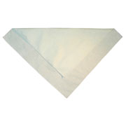 Natural Cotton Bandannas (12 pack)