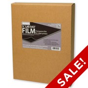 Jacquard SolarFast Film 100 Pack - 8.5x11 sheets