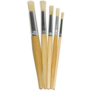 Stencil Brush Set