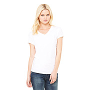 BELLA V-NECK JERSEY T