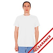 Organic Fine Jersey 4.3 oz Unisex T-Shirt - made in USA