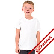 Kid's Fine Jersey Short Sleeve T