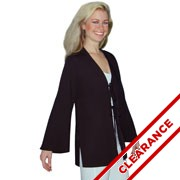 Black Two Tie Jacket