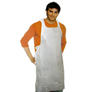 Disposable Plastic Aprons (4 pack)
