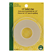 Dritz Quilter's Tape - 1/4 x 30yds