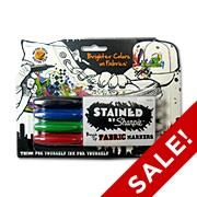 Sharpie Stained Fabric Marker Sets