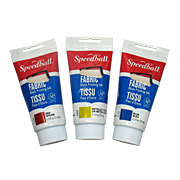 Speedball Fabric Block Printing Inks